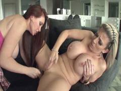 Sara Jay Loves To Bone Girl On Girl