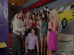 Bachelor Party Groupsex 4
