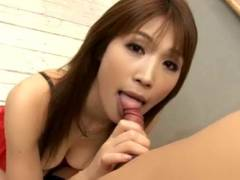 Ai Kurosawa as each good female student works for degree with snatch