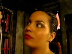 Hot Dominatrix Asha BDSM Movie