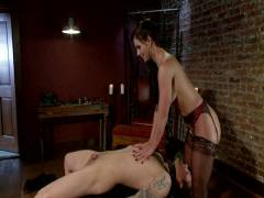 Divine Bitches: Goodbye Parker London A Divine Farewell Administered By Phoenix Stuffing Marie