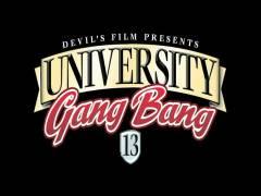 University Gang Drill 13