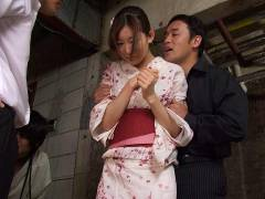Natsume Inagawa kidnapped and pounded a lot