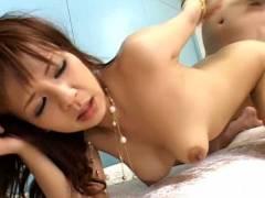 Rin Yuuki drilled deeply in her brown eye – hot pederasty